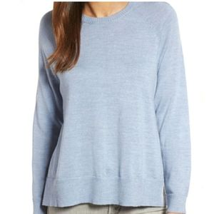 Eileen Fisher Sweater with Side Slits Merin